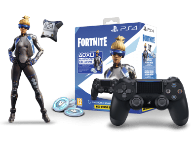 Sony PlayStation 4 DualShock 4 V2 wireless controller Fortnite bundle