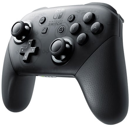 Nintendo Switch Pro Controller summary