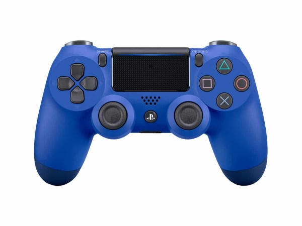 Sony PlayStation 4 DualShock 4 V2 wireless controller blue