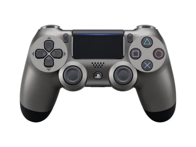 Sony PlayStation 4 DualShock 4 V2 wireless controller steel