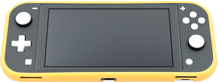 Switch Lite Protective Case yellow